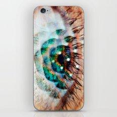 Green Eyes Hypnotize  iPhone & iPod Skin