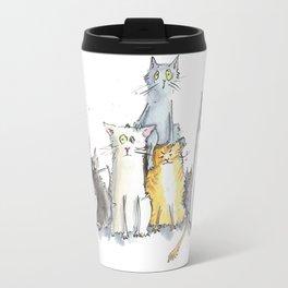 Cat Mates Travel Mug