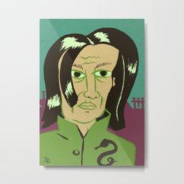 Snape Metal Print