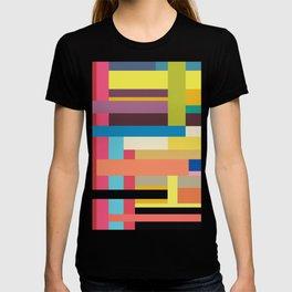 Color Rods 3 T-shirt