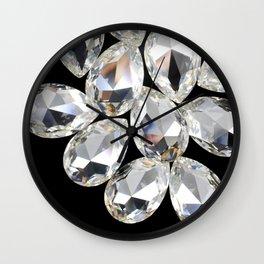 Carats Wall Clock