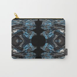 Blue Gel 2 Carry-All Pouch