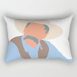 The Stranger Rectangular Pillow