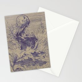 Gravity Series 1 Stationery Cards
