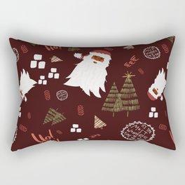 Hey Santa! Rectangular Pillow