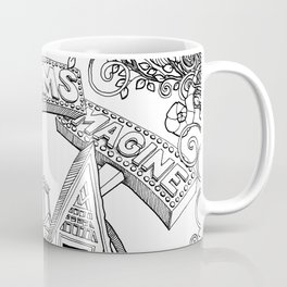 IN DREAMS (comforters, covers, curtains, t-shirts) Coffee Mug