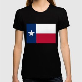 State flag of Texas T-shirt