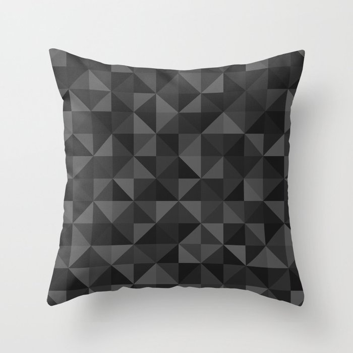 Outdoor Throw Pillows Kmart : Shapes 003 Ver 3 Throw Pillow by indur Society6