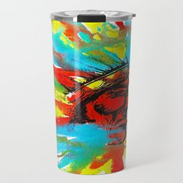 Native American Travel Mug