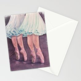 BALLET DUET Stationery Cards