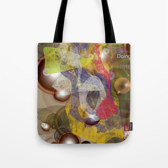 Do you Love me?  Tote Bag