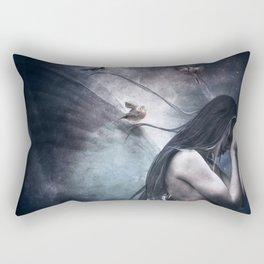 Angel Centauro Rectangular Pillow