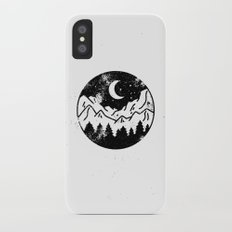 Night iPhone X Slim Case
