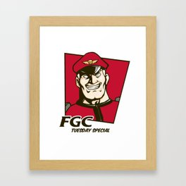 FGC Tuesday Special Framed Art Print