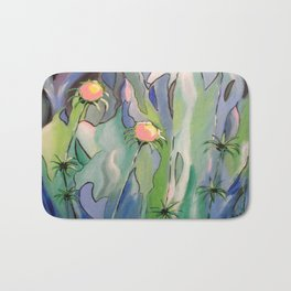 La Flora Bath Mat