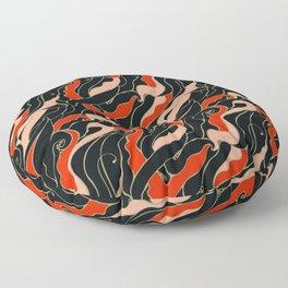 Japanese Pattern #4 Floor Pillow