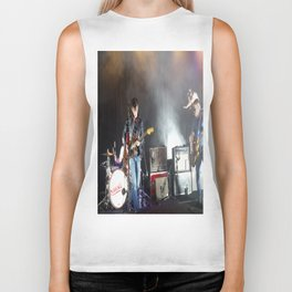 Arctic Monkeys in Brooklyn, New York Biker Tank
