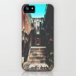 Little Red Door iPhone Case