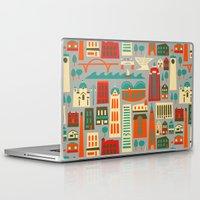 milwaukee Laptop & iPad Skins featuring My Fair Milwaukee by AllisonBeilke