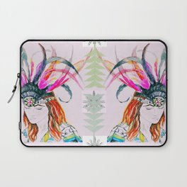 Feather Flame  Laptop Sleeve