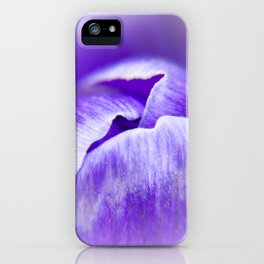 Kissing spring iPhone Case