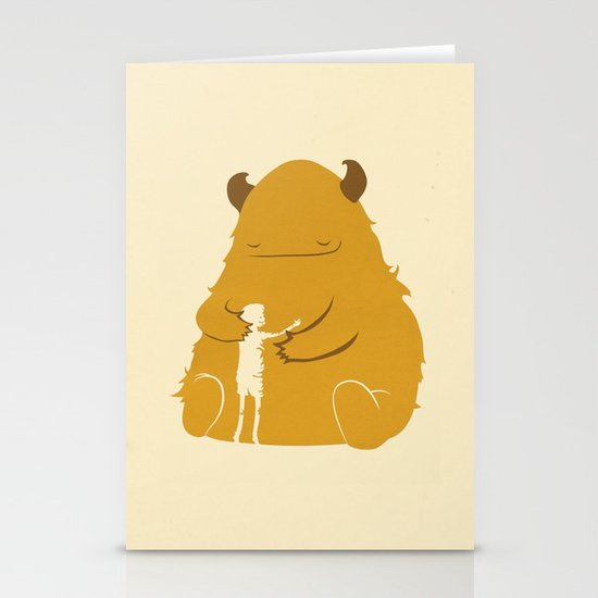 Everything Will Be Alright Stationery Cards