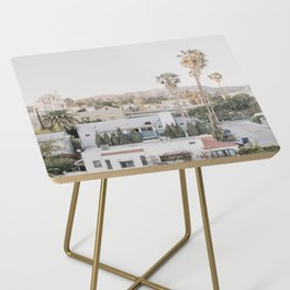 Hollywood California Side Table