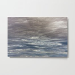 clouds 10 Metal Print