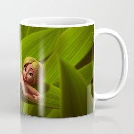Leaves Fairy Coffee Mug