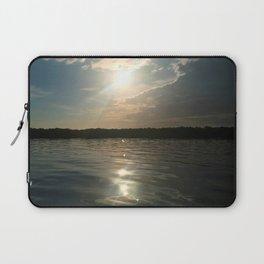 River Sun Laptop Sleeve
