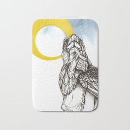 The Crow Lady Bath Mat