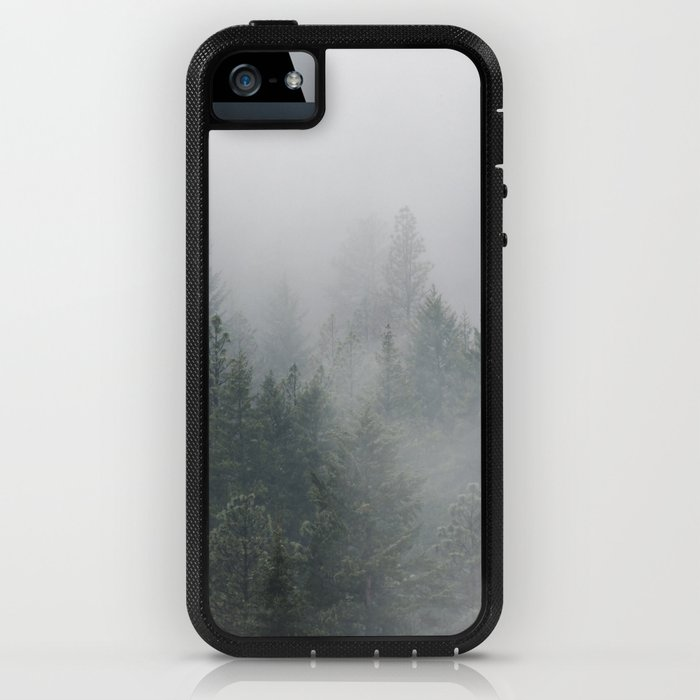 Long Days Ahead - Nature Photography iPhone Case