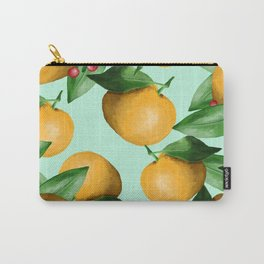 satsuma print Carry-All Pouch