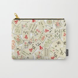 Mahjongg Rocks! Carry-All Pouch