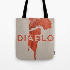 DIABLO409 Tote Bag