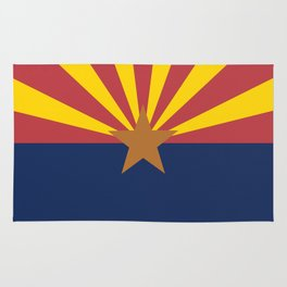 Flag of Arizona Rug