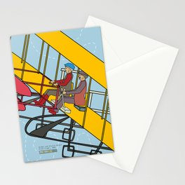 Wilbur and Orville Wright, 1903 Stationery Cards
