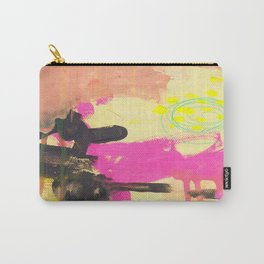 Abstract Art 2 Carry-All Pouch