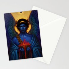 Angel (untitled) Stationery Cards