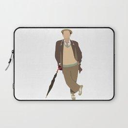 Seventh Doctor: Sylvester McCoy Laptop Sleeve