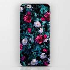 RPE FLORAL ABSTRACT III iPhone & iPod Skin