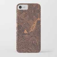 africa iPhone & iPod Cases featuring Africa by Akwaflorell