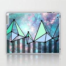 intergalactic mountains (collab) Laptop & iPad Skin