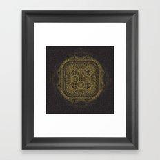 Truth Love Grace Faith 1 Framed Art Print