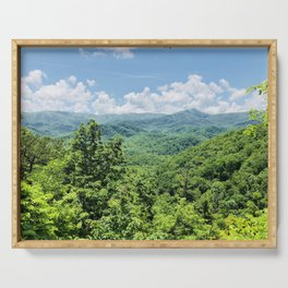 Mountains of Tennessee Serving Tray