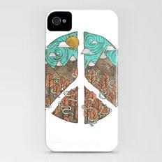 Peaceful Landscape Slim Case iPhone (4, 4s)