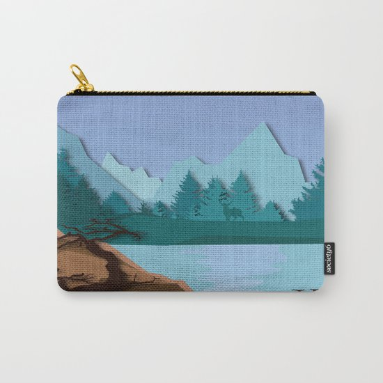 My Nature Collection No. 38 Carry-All Pouch