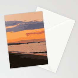 My dream by the Sea Stationery Cards