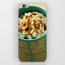 Latte iPhone Skin