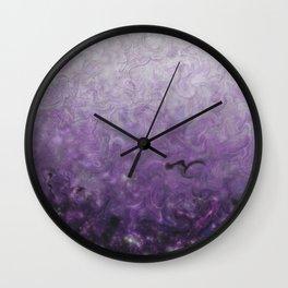 The Contrast of Feelings Wall Clock